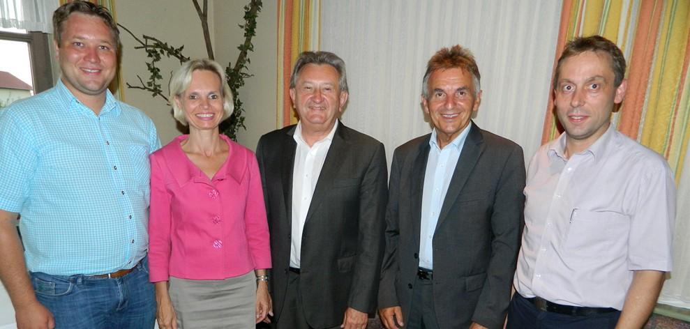 CSU Kreisvorstandssitzung Vilshofen