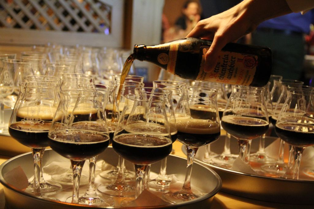Craft Beer Probe oder: Ein Tanz durch den Hopfengarten